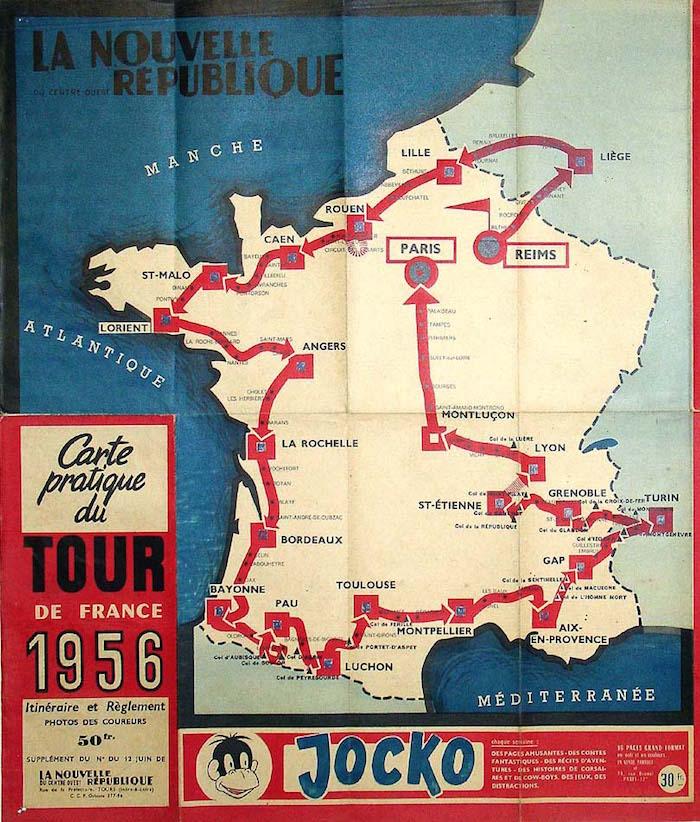 1956 Tour de France