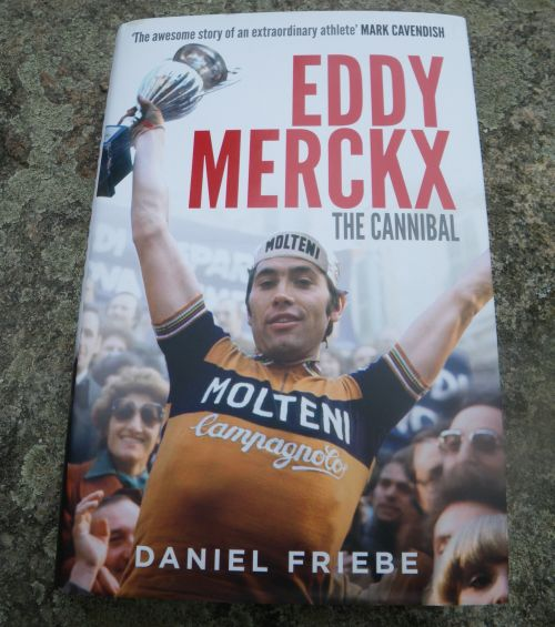 Merckx history book biography
