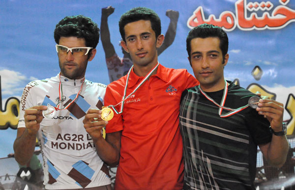 Iranian Cycling