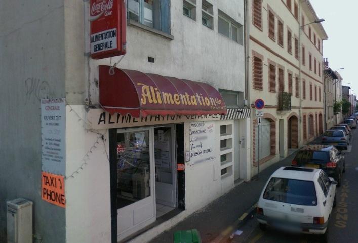 Rue Bourrasol Kadri Toulouse