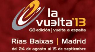 La Vuelta 2013 logo