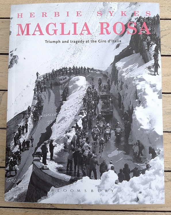 Maglia Rosa book by Herbie Sykes