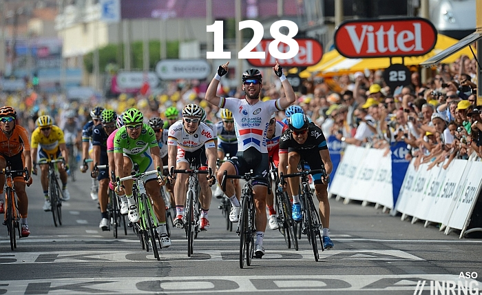 Mark Cavendish IQ
