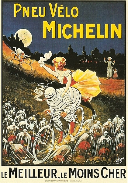 Michelin advert