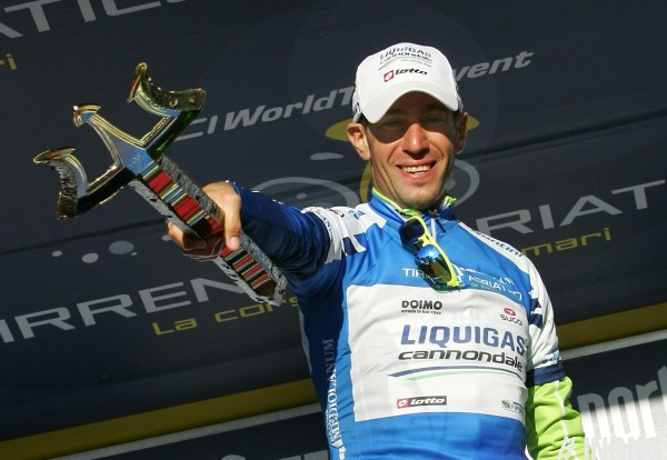 Nibali Liquigas