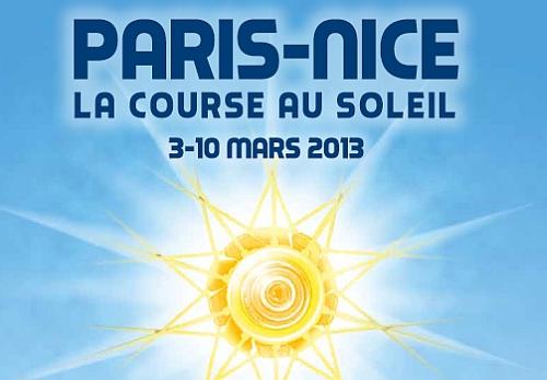 Paris Nice 2013