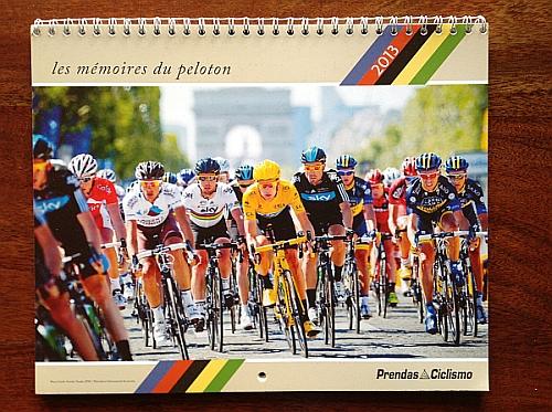 Prendas Calendar 2013