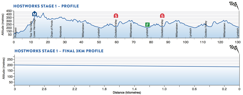 TDU Stage 1 profile