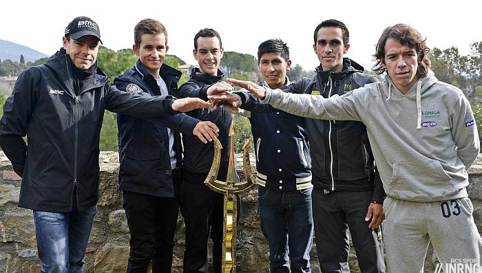 Tirreno Adriatico Trident Trophy