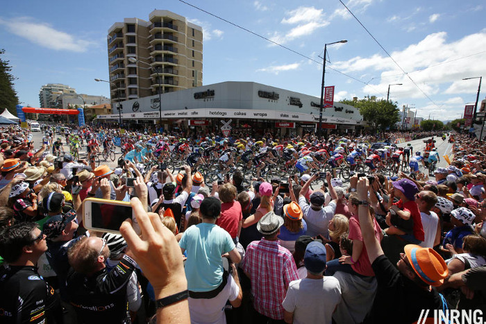Tour Down Under Adelaide