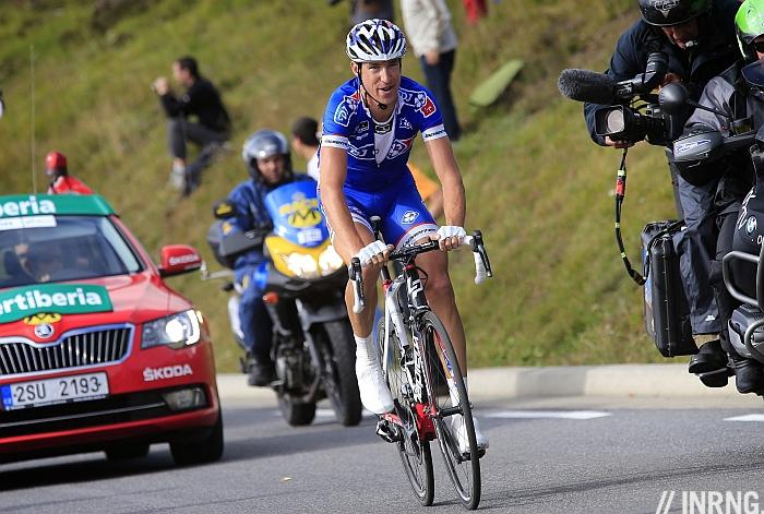 Alex Geniez Vuelta Peyragudes