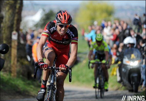 Ballan attack Flanders Ronde Vlaanderen