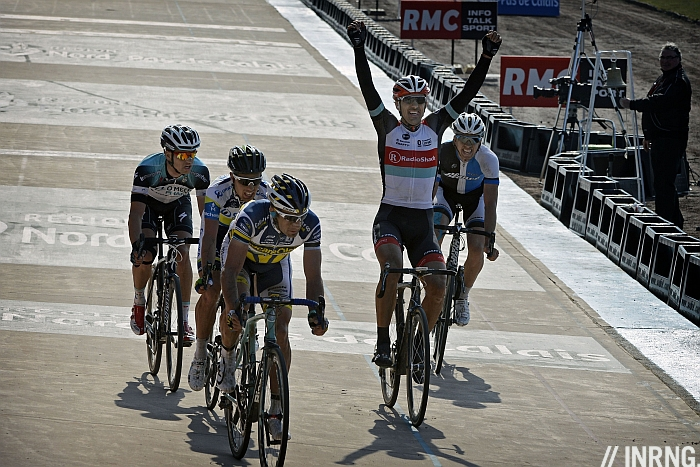 Cancellara Roubaix win