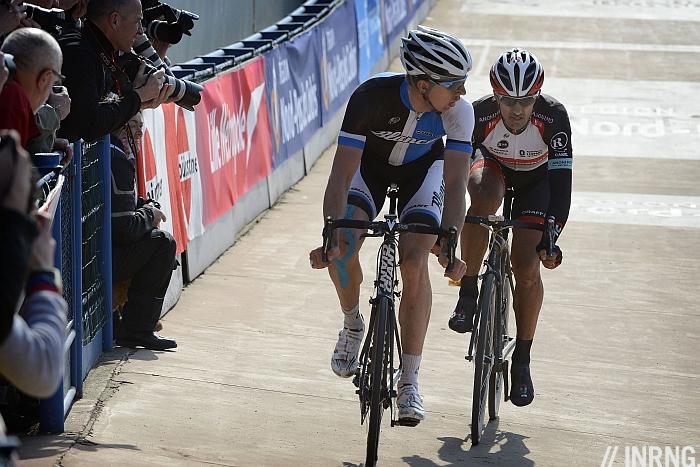 Cancellara Vanmarcke Roubaix