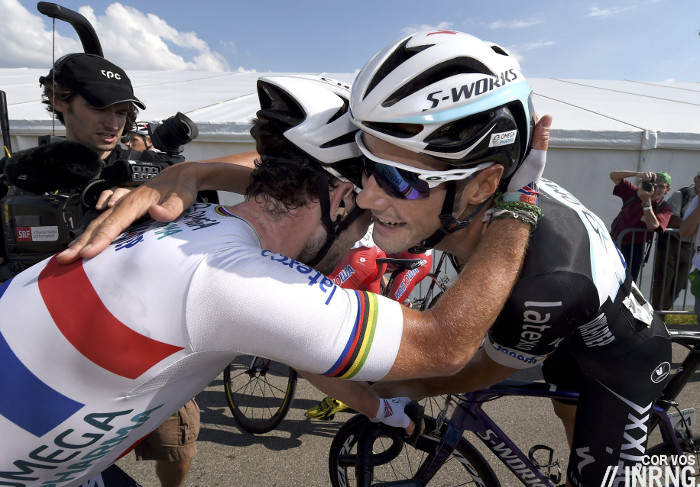 Photo: But what about the Tour of Hainan and the Tour of Taihu Lake?