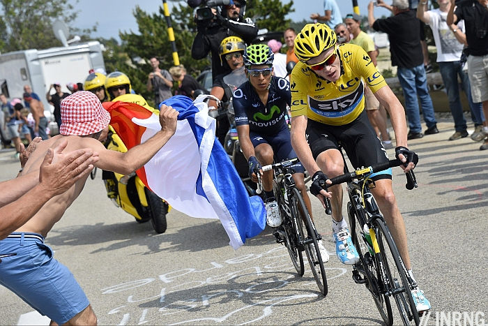 Chris Froome Mont Ventoux Tour de France