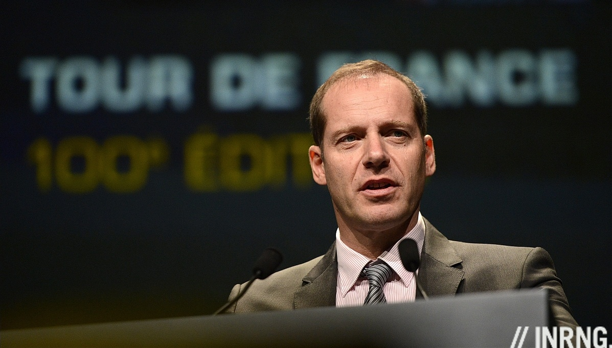 Christian Prudhomme Tour ASO