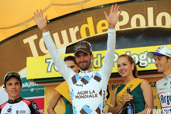Christophe Riblon Tour de Pologne