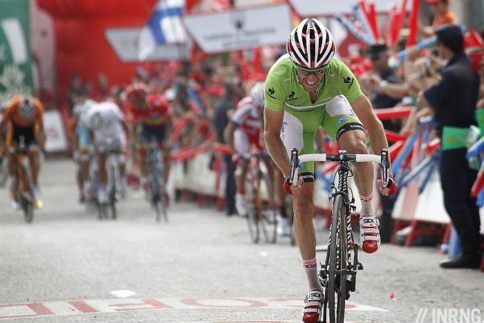 Dani Moreno Valdepenas de Jaen Vuelta