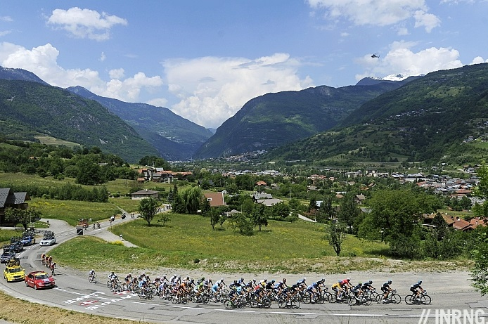 Dauphine Race Alps Summer France