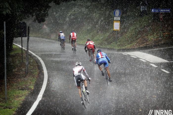 Firenze Florence world championships rain