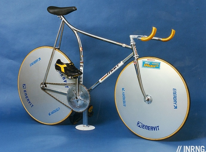 Francesco Moser Hour Record