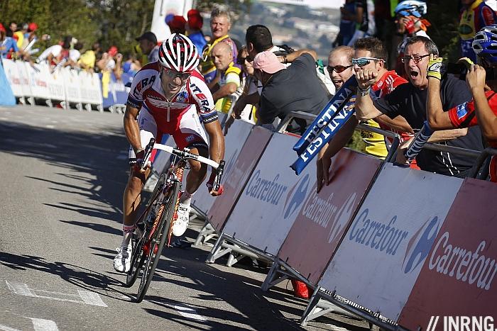 Joaquim Rodriguez Vuelta Naranco