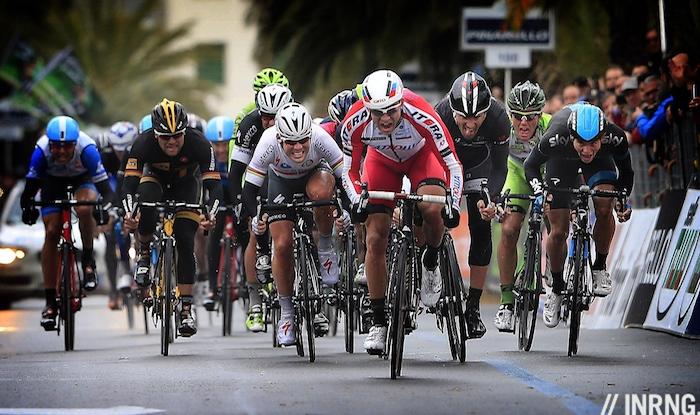 Milan Sanremo Kristoff sprint