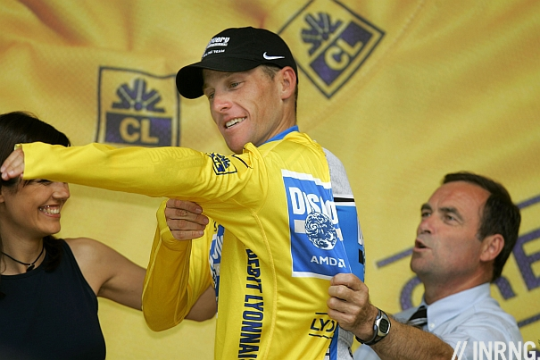 Armstrong Yellow Jersey