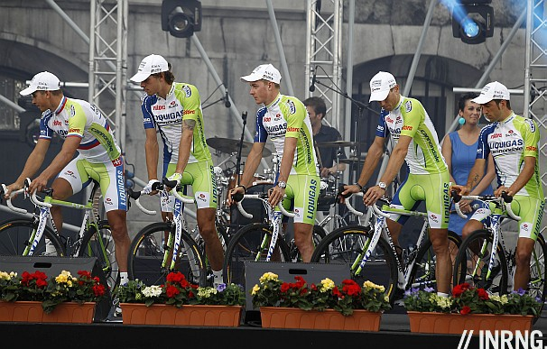 Liquigas Cannondale Tour de France