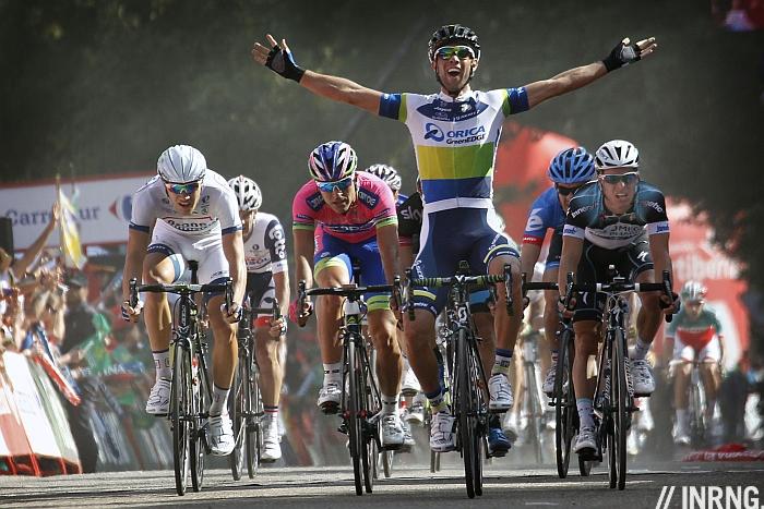 Michael Matthews Vuelta