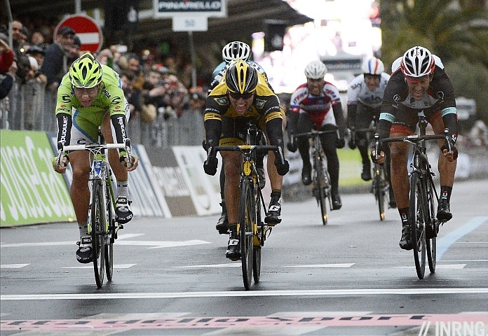 Milan Sanremo sprint