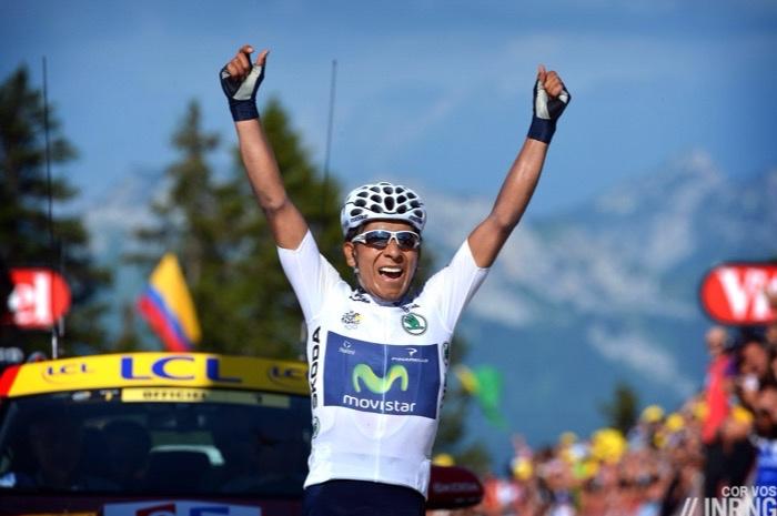 Nairo Quintana Semnoz Tour de France
