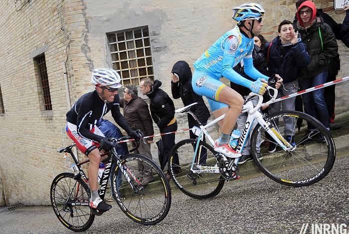 Nibali Rodriguez Tirreno Sant Elpidio