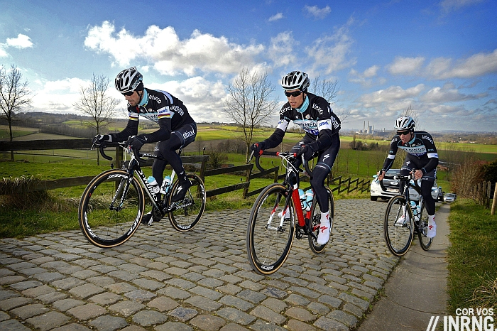 Photo: OPQS have had a great start to the season but it's the next 10 days with the Tour of Flanders and Paris-Roubaix that matter most to the team.