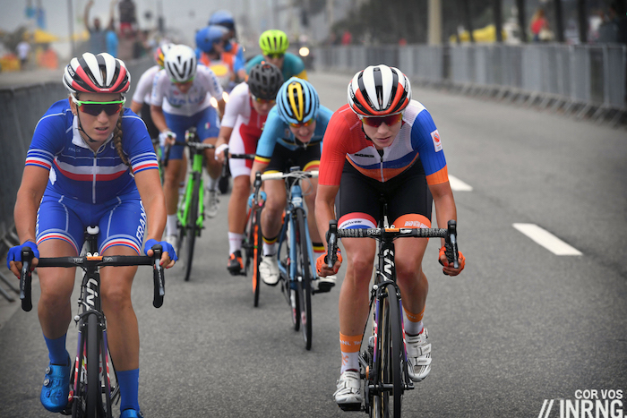 Thumbnail Credit (inrng.com) (Photo: Cor Vos): Another reason to leave out the junior road race is that this is a good time to be doing something else.