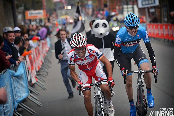 Joaquim Rodriguez Dan Martin Panda Liege
