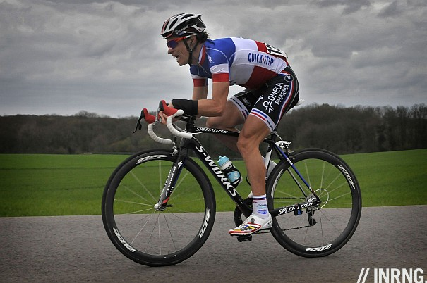 Sylvain Chavanel French jersey