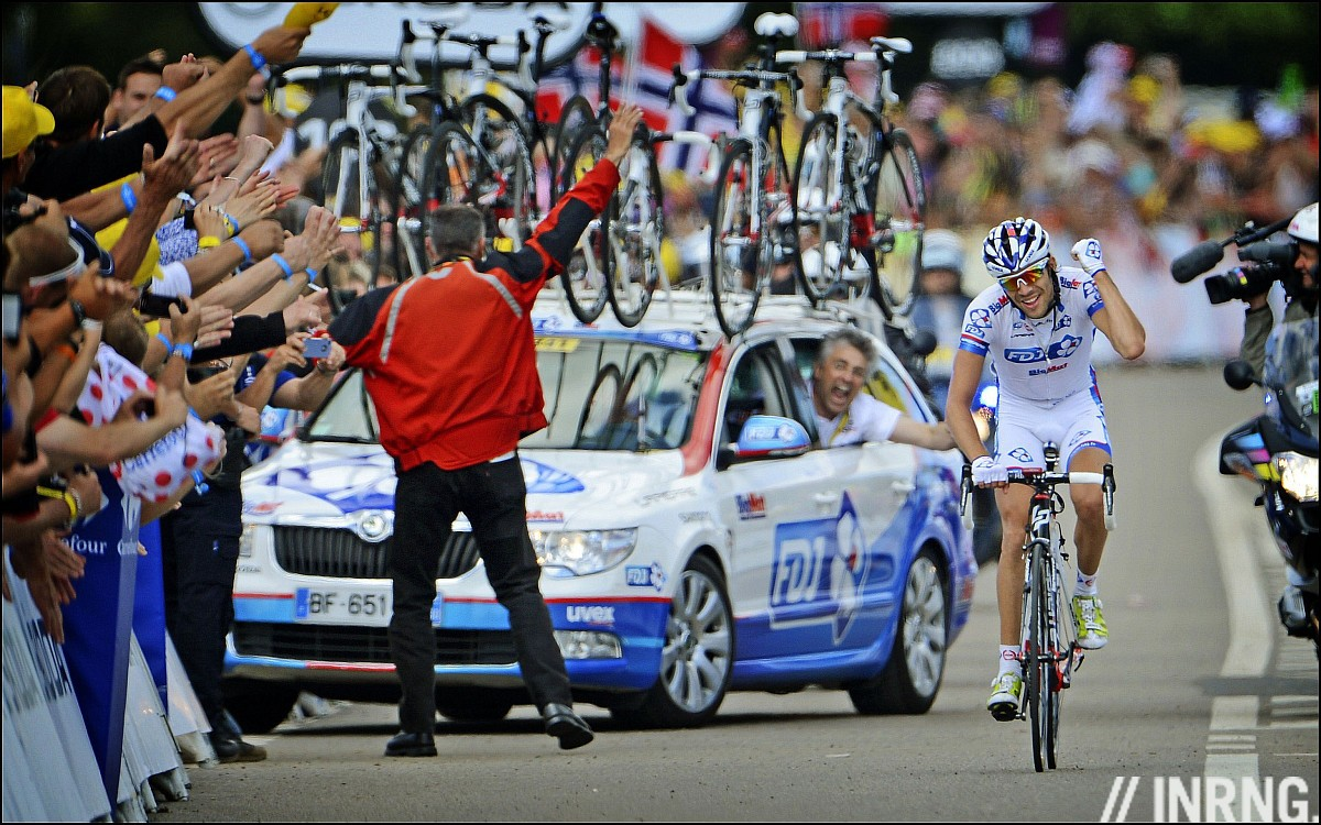 Thibaut Pinot Tour de France