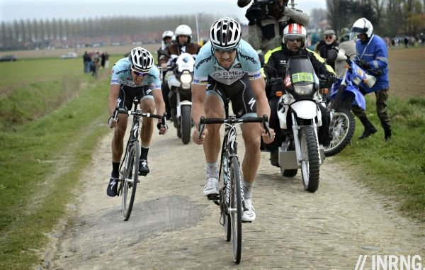 Boonen Roubaix