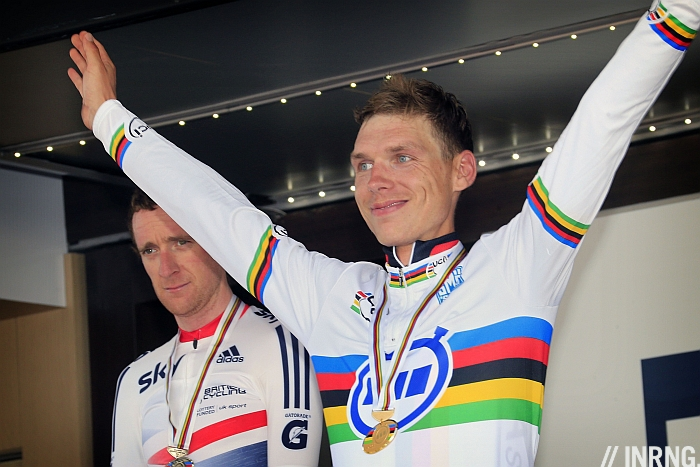 Famous as the symbol of cycling s world champion 7cbebf91c