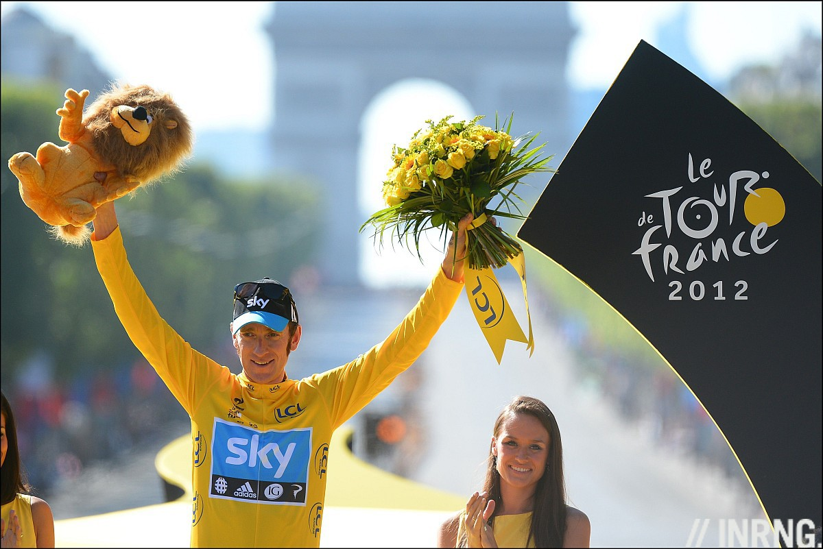 Wiggins champs elysees paris
