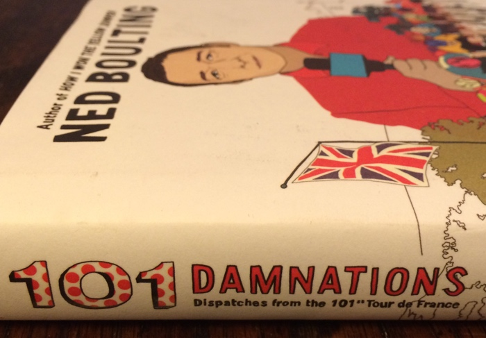 101 Damnations Ned Boulting book cover