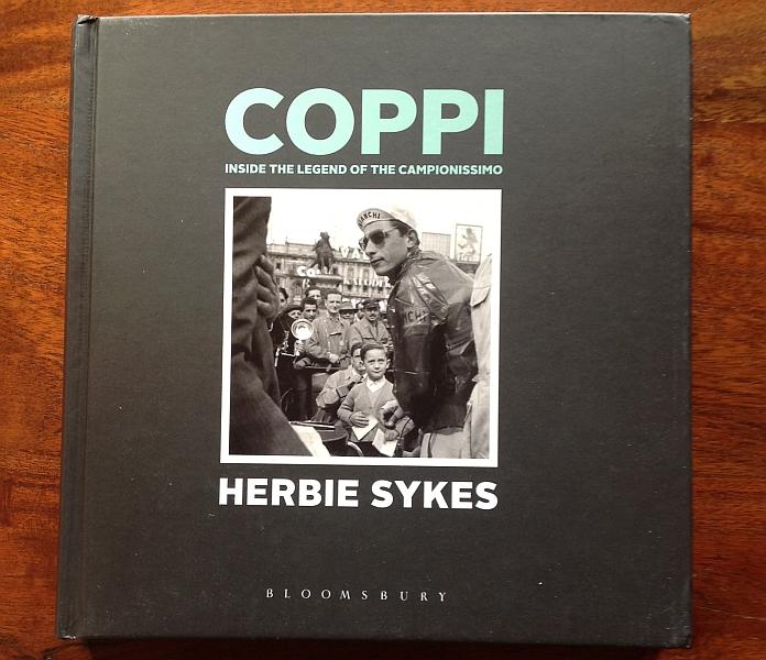 Coppi Sykes book