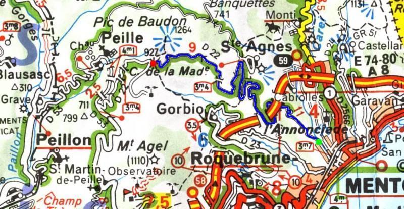Col de Madone