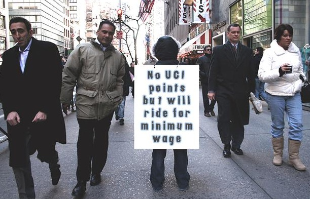 UCI minimum wage