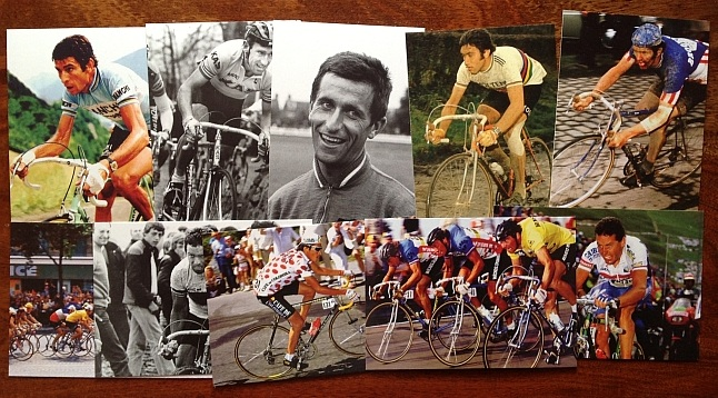 Prendas postcards