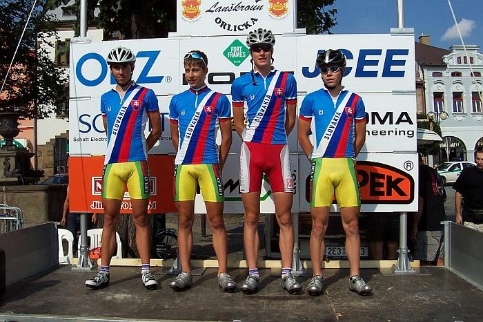 Sagan team Slovakia