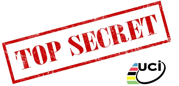 UCI top secret