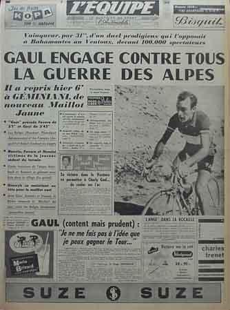 Charly Gaul Ventoux